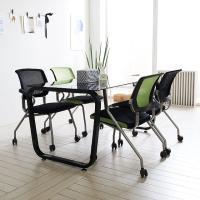 스틸뷰 1500 테이블+의자세트 책상