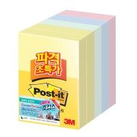 3M 포스트잇 노트 알뜰팩 656-5A [00031890]