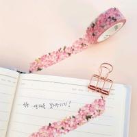 [인디고샵] 핑크빛 프로포즈 마스킹 테이프