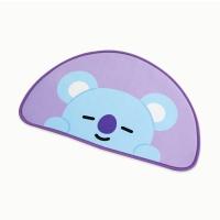 BT21 코야 미니 러그 / 캐릭터러그 발매트 리빙용품