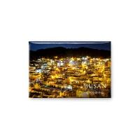 한국 여행마그넷 기념품 감천마을 야경_인테리어자석