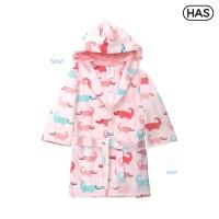 [HAS] 아동 비치가운_핑크크로커다일
