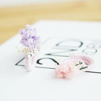스노우 크리스펌 꽃반지