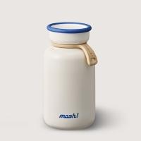 [MOSH] 모슈 보온보냉 라떼 텀블러 330 화이트