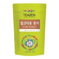 [티젠 잎차] 밀크티용 홍차 100g