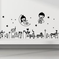 ij490-밤하늘여행(소형)_그래픽스티커