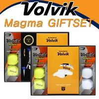 [VOLVIK] 볼빅 마그마 골프공 골프양말 선물세트 골프티/볼마커 (B215164372)