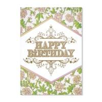 홀마크 생일 축하 카드(꽃정원)-KED2161