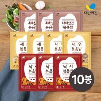 [더반키친]새우4+낙지3+대패3
