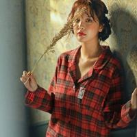 빨강머리앤 러브스토리 여성 페어 파자마