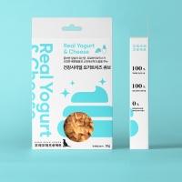 강아지 유산균 배변개선 요거트 치즈트릿 (50g)