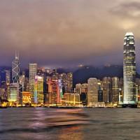 [챔버아트] A1116 홍콩 심포니 오브 라이트 1000조각 직소퍼즐