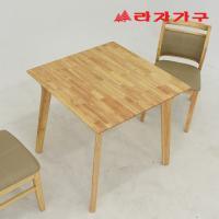 트모르 원목 2인 식탁 테이블