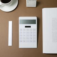 가정 사무용 은행업무 태양열 배터리 심플 계산기