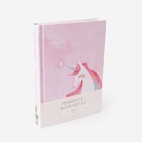 [인디고샵] 발그레한 두 볼 유니콘 핑크 노트