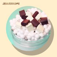 [젤시스] 쿠키크럼블 / 폼볼가득 쿠키향 수제슬라임