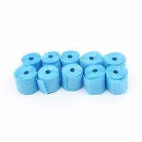 에어샷용 종이 릴테잎-10개입(블루)