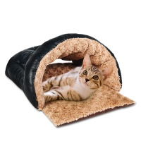 [후펫] 패딩 고양이 하우스