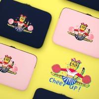 (13/15인치) 자수포켓 노트북파우치_Cheer up
