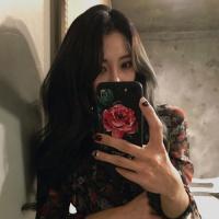 아이수트 로즈 더블 스트랩 케이스