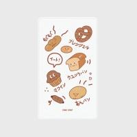 [어프어프] 보조배터리 Bakery-white