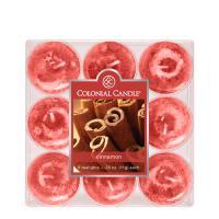 COLONIAL CANDLE 847 티라이트 9pk 캔들 시나몬 계피