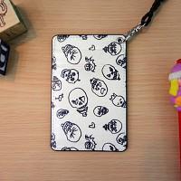 Vintage card case (Mini skull)