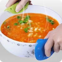 미니멀 과일 야채 세척브러쉬1개(랜덤)