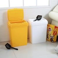 [무료배송]대용량사료통 고양이 강아지 사료통 15kg