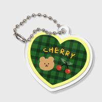 Cherry bear-green(키링)