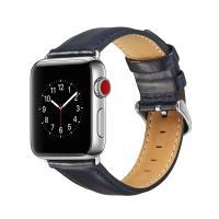 애플워치 밴드 1 2 3 4 가죽 스트랩 시계줄 베이직