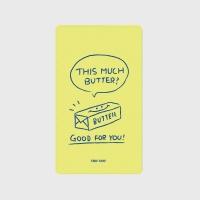 [어프어프] 보조배터리 Good for you butter-yellow
