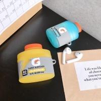 에어팟 충전 케이스 1/2/PRO 입체 스포츠 음료 실리콘