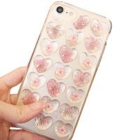 벚꽃하트 입체케이스(아이폰시리즈)