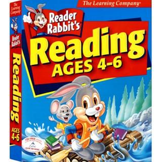 [CD-ROM] 리더래빗 Reading 4 - 6 / 리딩 종합학습 1단계