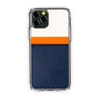 스매스 아이폰11프로 보호 카드케이스 씨원 리버스_네이비/오렌지