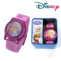 [Disney] 디즈니 겨울왕국 아동 전자 손목시계 (FZN3783)