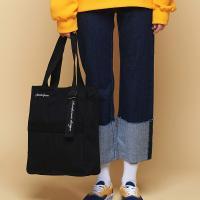 [어나더프레임X로아드로아] AH CHOO SHOULDER BAG (BLACK) 숄더백 토트백 가방