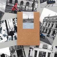 트래블 포스트카드 파리 ver.3 12p