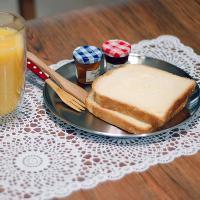 예쁜식탁 방수가 되는 레이스 테이블매트1P