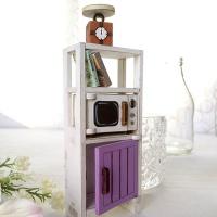 [바우하우스] 하우스 시리즈 : 전자레인지장