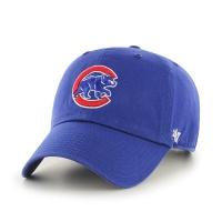 MLB모자 시카고 컵스 로얄 베어로고