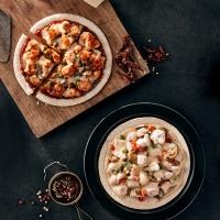포켓쉐프 포켓쉐프 닭가슴살 피자 2종 마라맛+크림맛