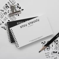 stay steady 스터디플래너 (6개월)