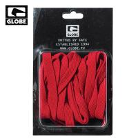 [GLOBE] RED FLAT SHOE LACE 150cm