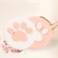 고양이 발바닥 퍼프 색상 랜덤