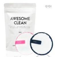 [QlQl]어썸클린/클렌징타올/클렌징패드/리무버-어썸클린 1개입