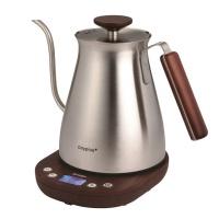 데이플러스 전자식 핸드 드립 커피 무선 포트 DIK-1008DP