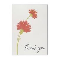 홀마크 감사 카드(꽃6)-KED2201