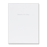 홀마크 감사 카드(SILVER1)-KED2108